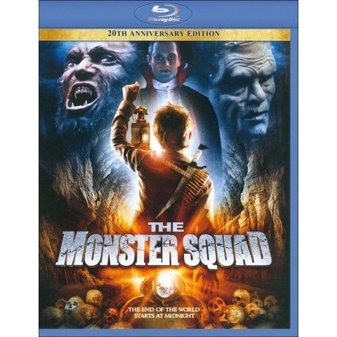 Monster Squad (20th Anniversary Edition) (Blu-ray) (R) (Widescreen)
