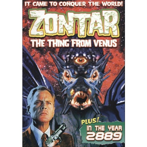 Zontar, the Thing from Venus/In the Year 2889