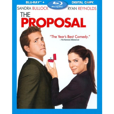 The Proposal (Deluxe Edition) (2 Discs) (Includes Digital Copy) (Blu-ray) (W)