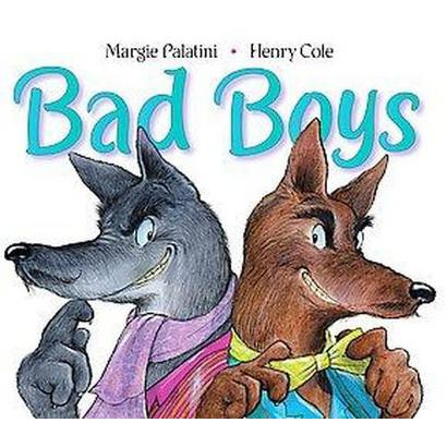 Bad Boys (Reprint) (Paperback)