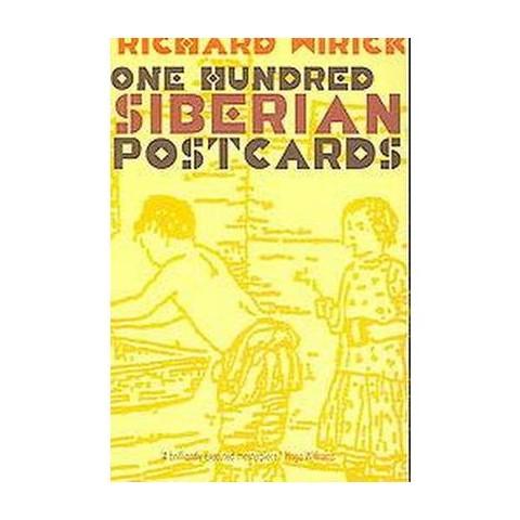 One Hundred Siberian Postcards (Paperback)