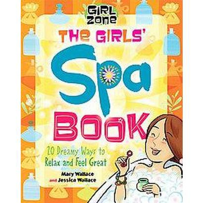 The Girls' Spa Book (Paperback)
