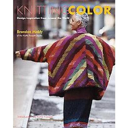 Knitting Color (Hardcover)