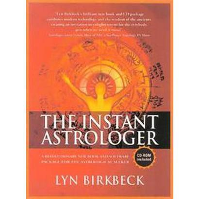 The Instant Astrologer (Mixed media product)