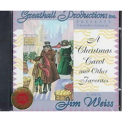A Christmas Carol and Other Favorites (Compact Disc)