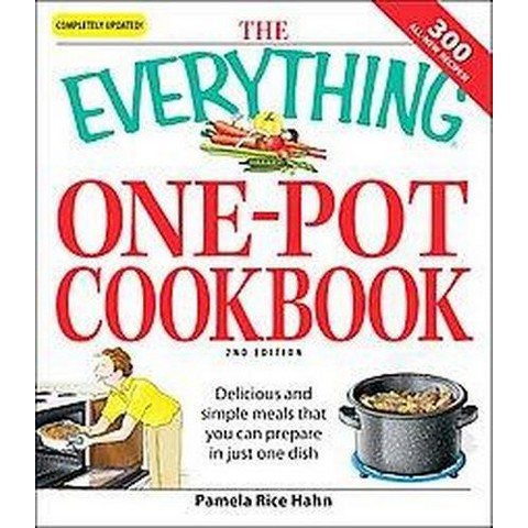 The Everything One Pot Cookbook (Paperback)
