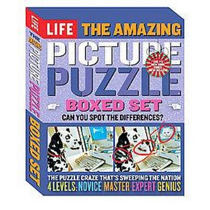 Life The Amazing Picture Puzzle Boxed Set (Paperback)