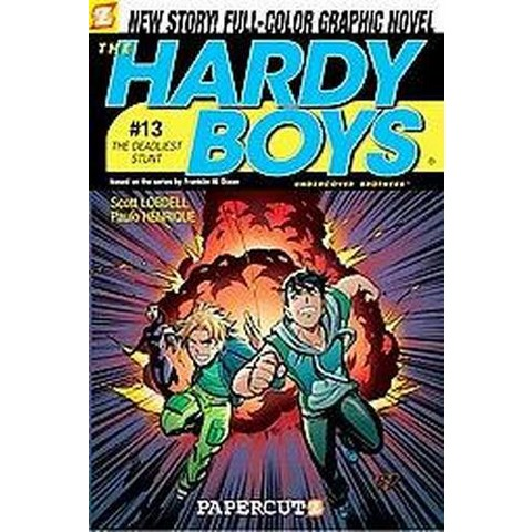 Hardy Boys Undercover Brothers 13 (Paperback)