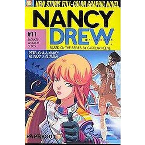 Nancy Drew Girl Detective 11 (Paperback)