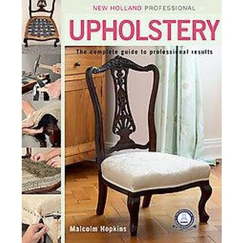New Holland Professional Upholstery (Paperback)