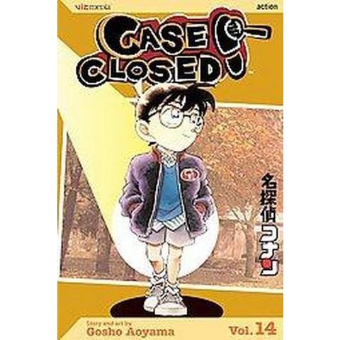 Case Closed 14 (Paperback)
