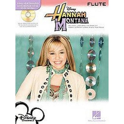 Hal-Leonard Hannah Montana (Mixed media product)