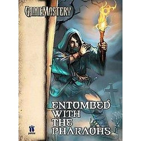 Entombed With the Pharaohs (Paperback)
