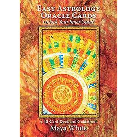 Easy Astrology Oracle Cards (Mixed media product)