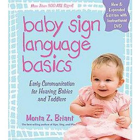 Baby Sign Language Basics (New) (Mixed media product)