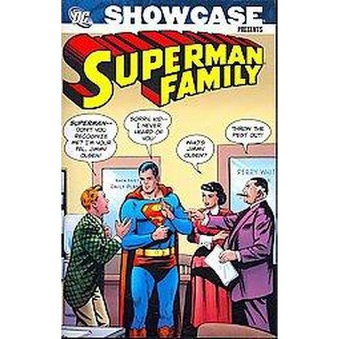 Showcase Presents Superman Family (2) (Paperback)