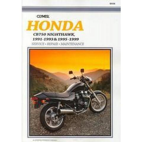 Clymer Honda (Paperback)