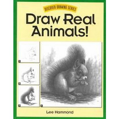 Draw Real Animals! (Paperback)