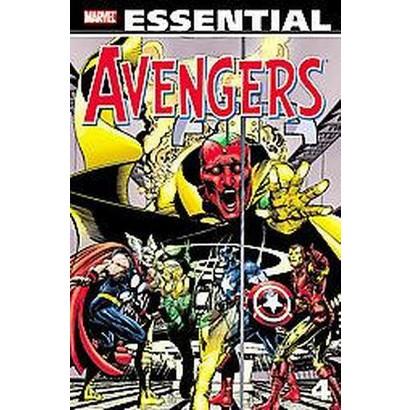 Essential Avengers 4 (Paperback)