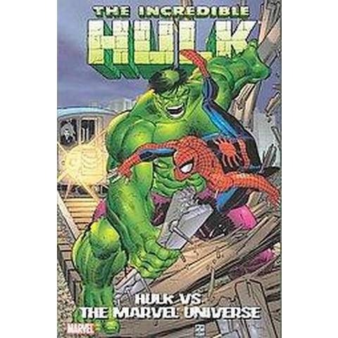 Hulk Vs. the Marvel Universe