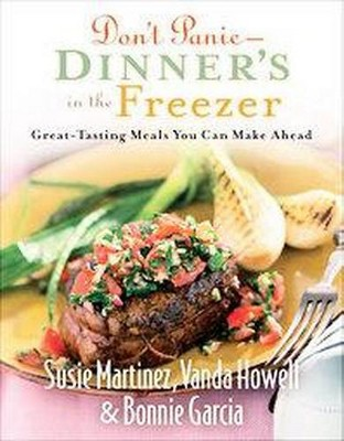 Don't Panic-dinner's in the Freezer (Original) (Paperback)