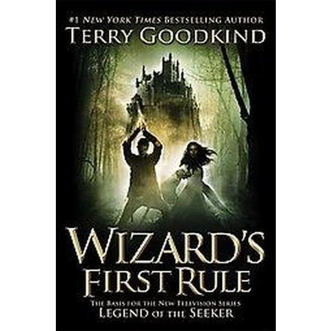 Wizard's First Rule (Paperback)
