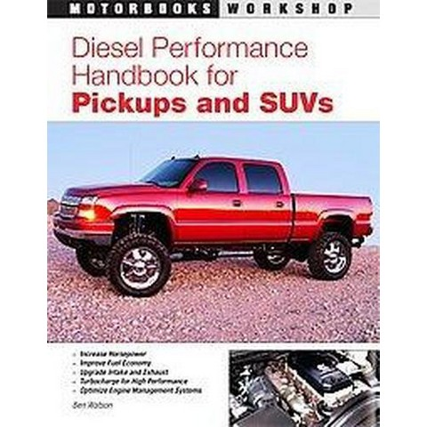Diesel Performance Handbook for Pickups and SUVs (Paperback)