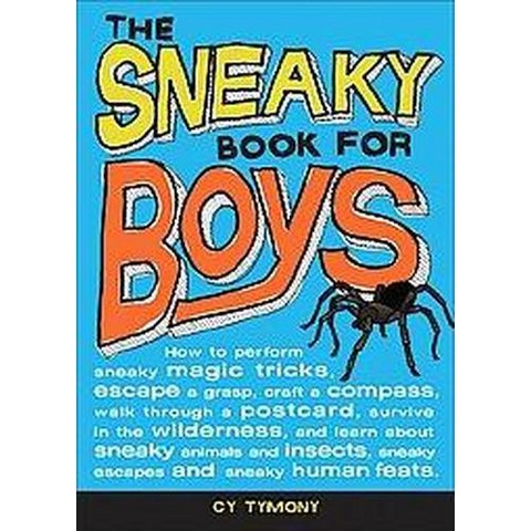 The Sneaky Book for Boys (Paperback)