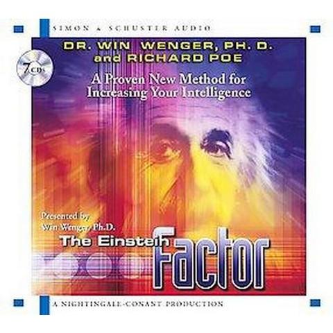 The Einstein Factor (Abridged) (Compact Disc)