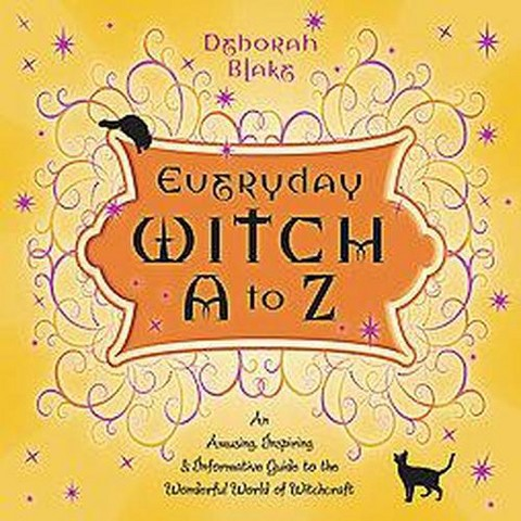 Everyday Witch A to Z (Paperback)