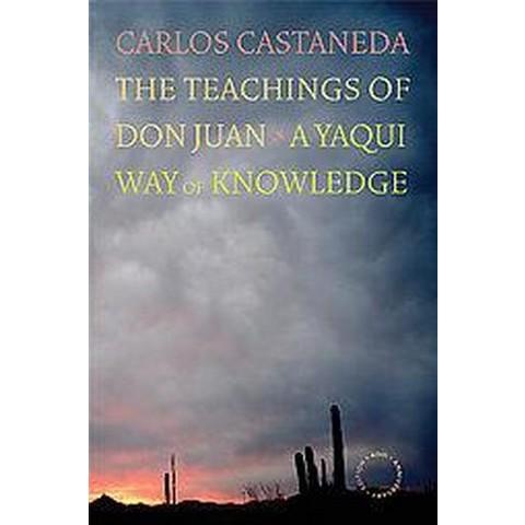 The Teachings of Don Juan (Paperback)