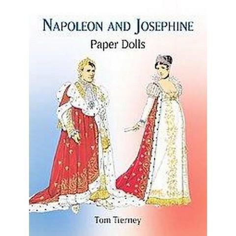 Napoleon and Josephine Paper Dolls (Paperback)