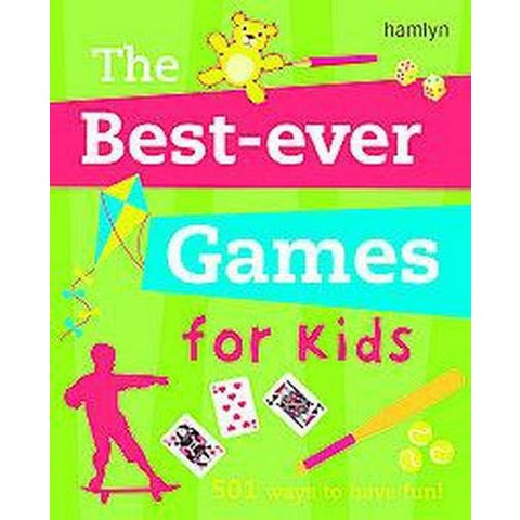 The Best Ever Games for Kids (Paperback)