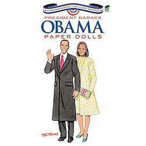 Presidential Barack Obama Paper Dolls (Paperback)