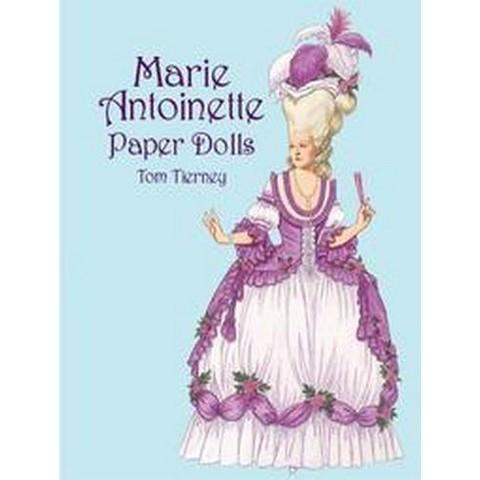 Marie Antoinette Paper Dolls (Paperback)