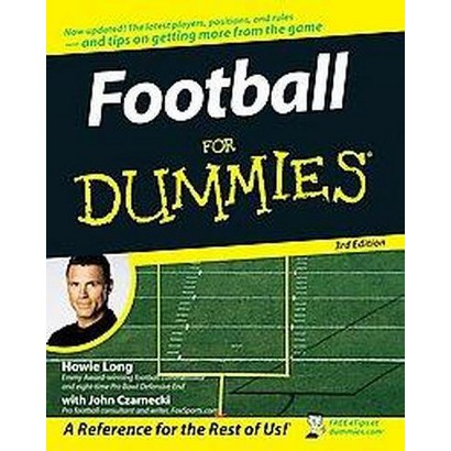 Football For Dummies (Paperback)