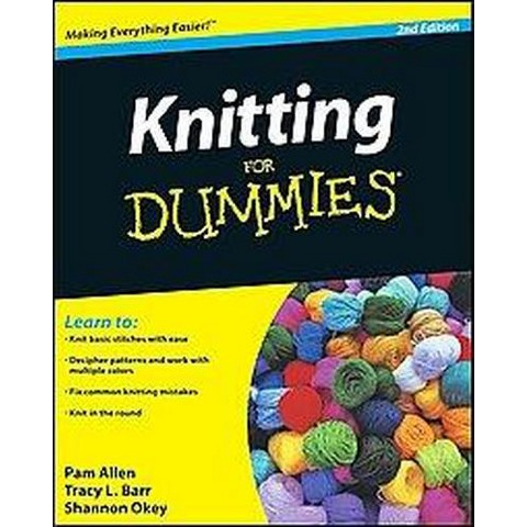 Knitting for Dummies (Original) (Paperback)