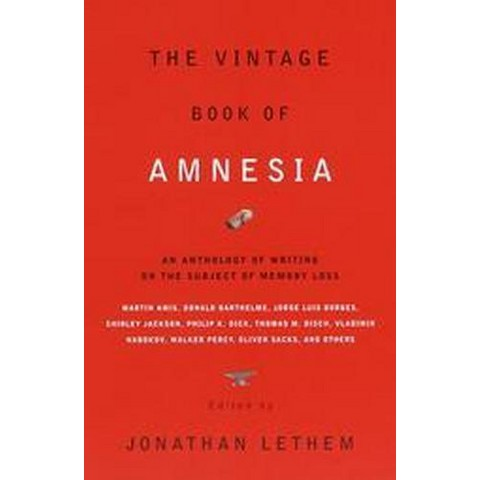 The Vintage Book of Amnesia (Paperback)
