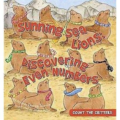 Sunning Sea Lions (Hardcover)