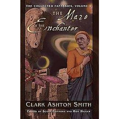 The Maze of the Enchanter (4) (Hardcover)