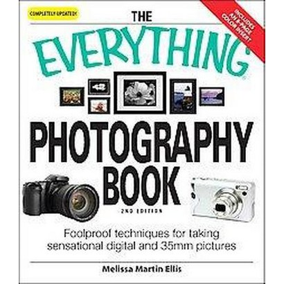The Everything Photography Book (Paperback)