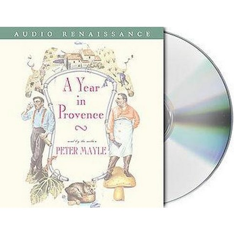 A Year in Provence (Abridged) (Compact Disc)