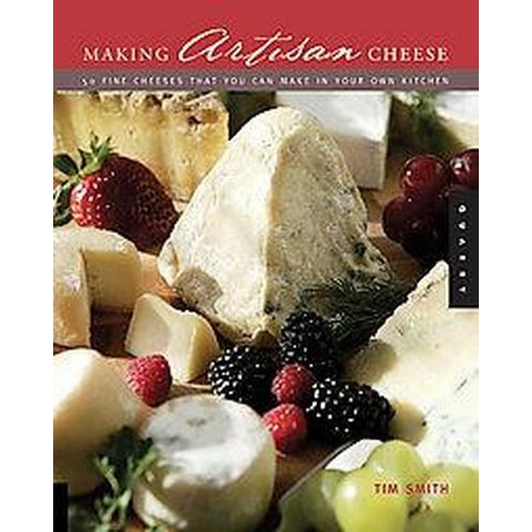 Making Artisan Cheese (Paperback)