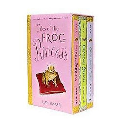 Tale Of The Frog Princess