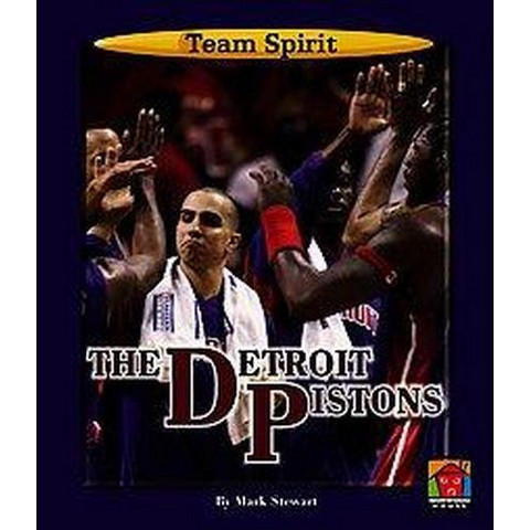 The Detroit Pistons (Hardcover)