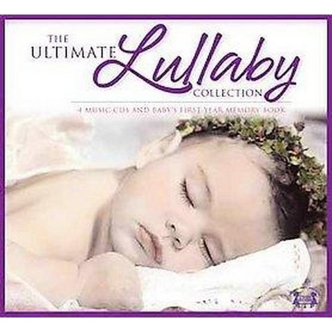 The Ultimate Lullaby Collection (Mixed media product)