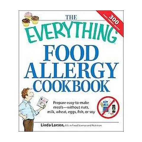 The Everything Food Allergy Cookbook (Paperback)