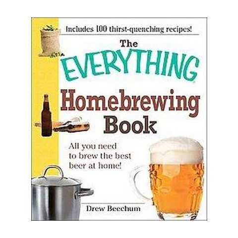 The Everything Homebrewing Book (Paperback)
