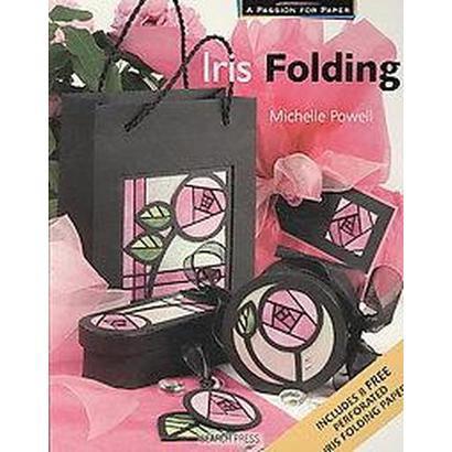 Iris Folding (Paperback)
