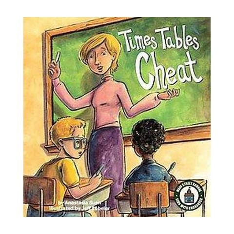 Times Tables Cheat (Hardcover)